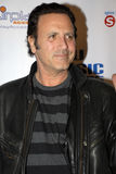 Frank Stallone on the red carpet. Frank Stallone appearing on the red carpet stock photos