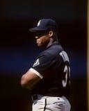 Frank Thomas of the Chicago White Sox Stock Photos