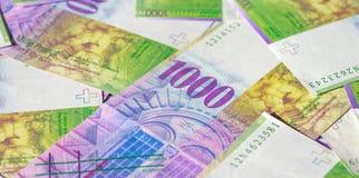 frank?w szwajcarskich obraz royalty free