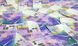 frank?w szwajcarskich zdjęcia royalty free