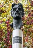 Frank Zappa monument Stock Image