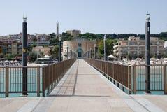 Frankaville Delle Mare Pier, Abruzzo Stock Photos