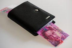 20 Franken Lizenzfreies Stockbild