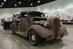 Franken Ford on display Royalty Free Stock Photos
