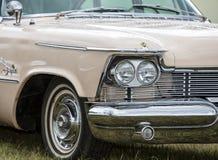 Franken, Germany, 21 June 2015: Rear detail of a vintage car Stock Photography