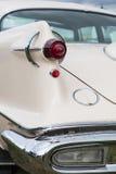 Franken, Germany, 21 June 2015: Rear detail of a vintage car Royalty Free Stock Images