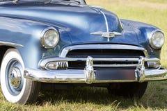 Franken, Germany, 21 June 2015: US vintage car Royalty Free Stock Photo
