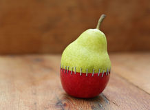 Frankenfruit obraz royalty free