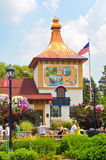 Frankenmuth scene Royalty Free Stock Image