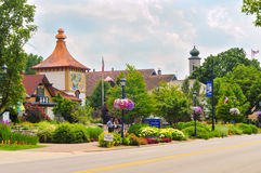 Frankenmuth Visitor Center Stock Image