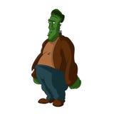 Frankenstein Στοκ φωτογραφία με δικαίωμα ελεύθερης χρήσης