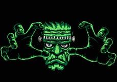 Frankenstein Fotografia Stock Libera da Diritti