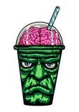Frankenstein Immagine Stock Libera da Diritti