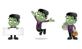 Frankenstein 1 stock abbildung