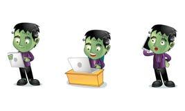 Frankenstein 3 Photo stock