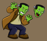 Frankenstein Stock Image