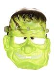 Frankenstein halloween mask Royalty Free Stock Images