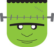 Frankenstein Head Stock Photos
