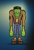 Frankenstein Monster Stock Image
