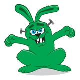 frankenstein rabbit Royalty Free Stock Photography