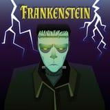 Frankenstein's monster Stock Photography