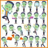 Frankenstein 2 Royalty Free Stock Images
