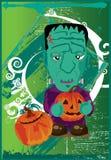 Frankenstein sveglio Fotografia Stock Libera da Diritti