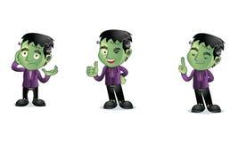 Frankenstein 2 Stock Images