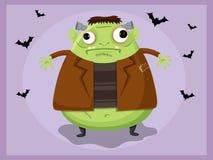 Frankensteinbeeldverhaal Stock Fotografie