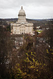 Frankfort, Kentucky - State Capitol Building Royalty Free Stock Photography