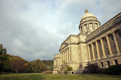 Frankfort - State Capitol Building Royalty Free Stock Photo