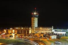 """Frankfurt†""""Hahn Airport in Duitsland Stock Afbeelding"""