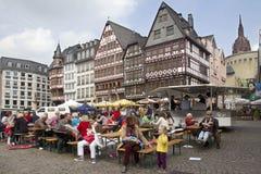 frankfurt Германия Стоковые Фото