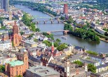 frankfurt Германия Стоковые Изображения RF