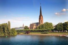 Frankfurt Stock Image