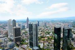 Frankfurt Stock Afbeeldingen