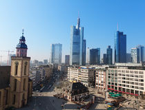 Frankfurt Stockfotos