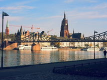 frankfurt Stock Afbeelding