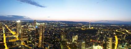 Frankfurt Lizenzfreies Stockfoto