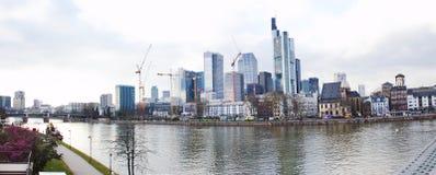 frankfurt Royaltyfri Bild