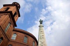 Frankfurt. Landmarks of Frankfurt am Main,Deutschland Royalty Free Stock Photo