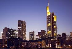frankfurt zdjęcie stock