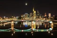 frankfurt obraz royalty free