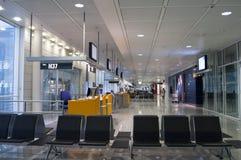 Frankfurt airport Stock Photo