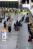 Frankfurt airport Royalty Free Stock Photo