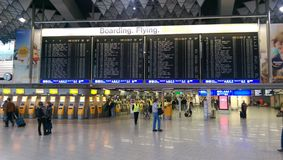 Frankfurt Airport Stock Images