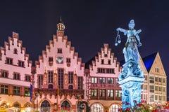 Frankfurt Altstadt Royalty Free Stock Photography