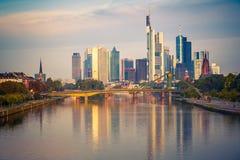 Free Frankfurt At Morning Royalty Free Stock Images - 26696299