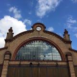 Frankfurt bockenheim Stock Afbeeldingen