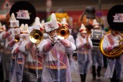 Frankfurt Carnaval 2009 Royalty-vrije Stock Foto